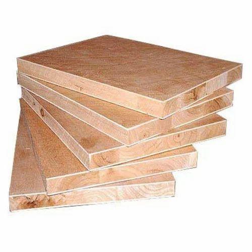 Vinboard 19 mm Pine Block Board Gurjan Face