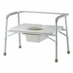 Jumbo Commode Chair