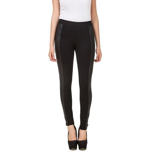 e84ac1df9efd1 Plain Black Ladies Jeggings, Rs 1299 /piece, Le Bourgeois | ID ...