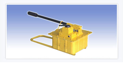 SPHD - SERIES, DOUBLE ACTING HAND PUMPS