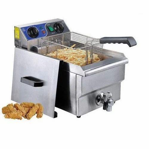 Deep Heat Fryer