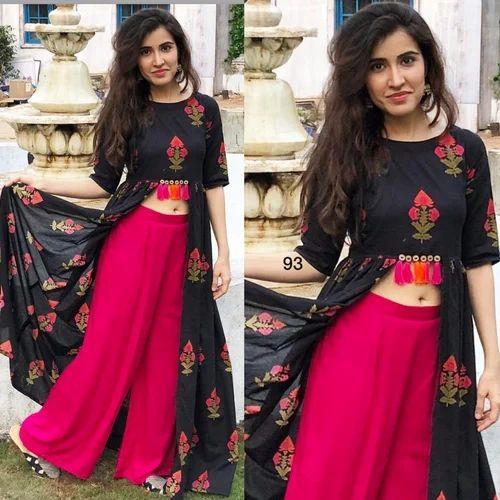 7438e3fa75 Bollywood Replica dress - Designer Kurtis with Palazzo - 93 ...