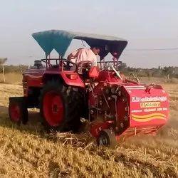 Mahindra Round Straw Baler