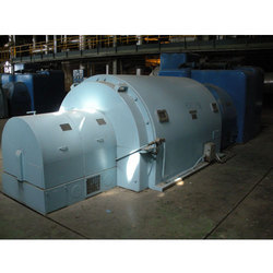 Used Steam Boiler with Turbine