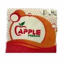 Paper 2 Ply Apple Premium Tissue
