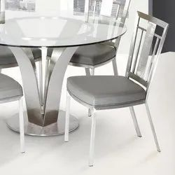 Stainless Steel Modern Chairs