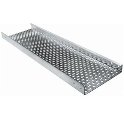 Aluminum Perforated Type Cable Tray