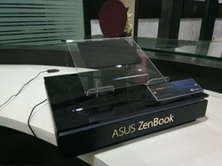 Acrylic Display Stand For Laptops