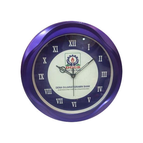 Round Promotional Table Clock