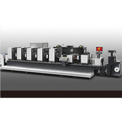 Offset Flexo Label Printing Machine