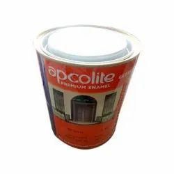 Asian Apcolite Premium Enamel, Packaging Type: Tin, Packaging Size: 1 L