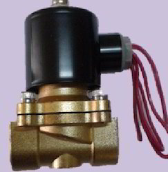 Brass Solenoid Valve 1 Inches