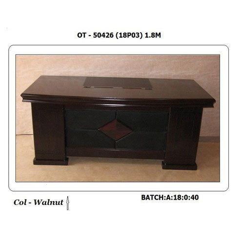 Wooden Rectangular Designer Office Table