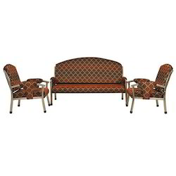 Multicolor Designer Sofa Set