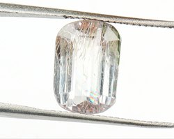 4 Cts Designer Fancy Cut Kunzite