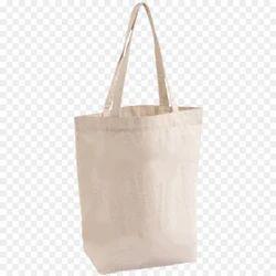 Plain Biodegradable Cotton Shopping Tote Bags