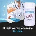 Liv-First - Herbal Liver Care Formula - 60 Tablets