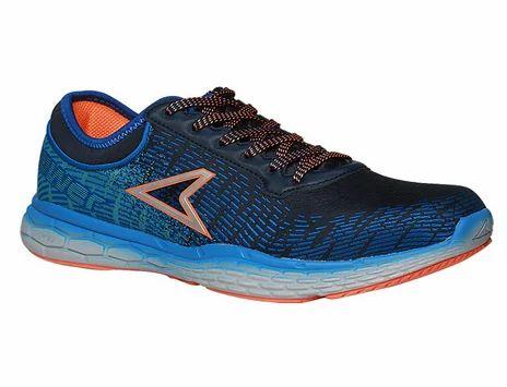 Power XO Rise Genesis Blue Sports Shoes