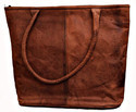 Leather Tote Bag, Women's Leather Handbag, Handmade Leather Bag, Ladies Leather Bag