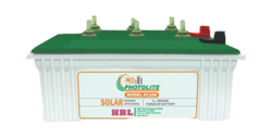 Photolite Tubular Battery