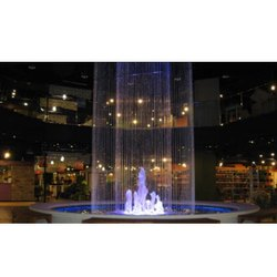 Brass String Water Curtain, 1 To 2.5