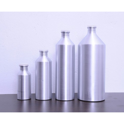 Aluminum Bottles Conical Traded Shape