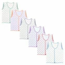 Baby Girls Casual Cotton Top