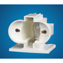 Ul 1015 Compact Fluorescent Lamp Holder, Lamp Axis:17.5 Mm