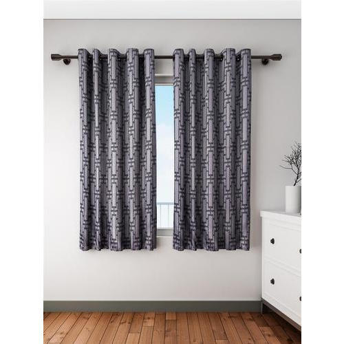 S9 Home By Seasons Printed Window Curtain Set