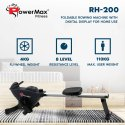 RH-200 Rowing Machine With Digital Display For Home Use