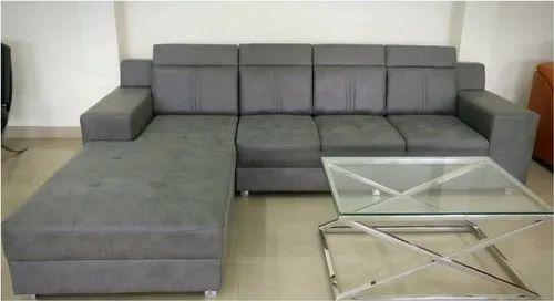 Stainless Steel Sofa SSF 26 SATORI