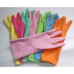 Cement Rubber Hand Glove