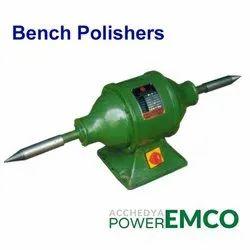 Bench Polisher 0.33 Hp 1 Ph  Poweremco