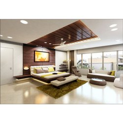 Bedroom Residential Interior Designing Services, Location: Uttarakhand