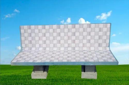Sensational Concrete Outdoor Tile Bench Uwap Interior Chair Design Uwaporg