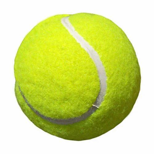 Yellow Rubber Penn Giant Felt Tennis Ball Rs 30 Piece Surendra Sports Id 20030988730