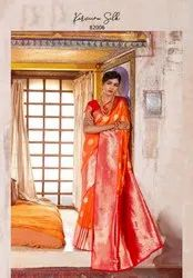 Banarshi Silk Saree