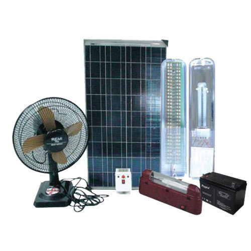 Solar Energy Home Lighting System Price: Solar Home Lighting Systems At Rs 15000 /piece