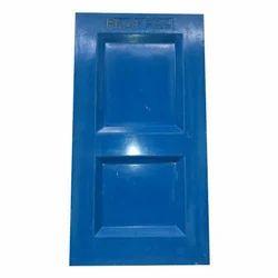 Blue FRP Door