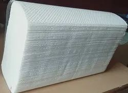 Paper M Fold Towel, Packet, Size: 210mmx220mm