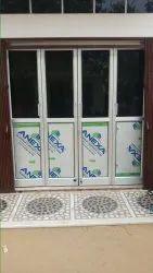 Anexa Aluminium Glass Door, For Office,Home and Hotel