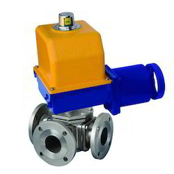Ball Valve Actuator Electric