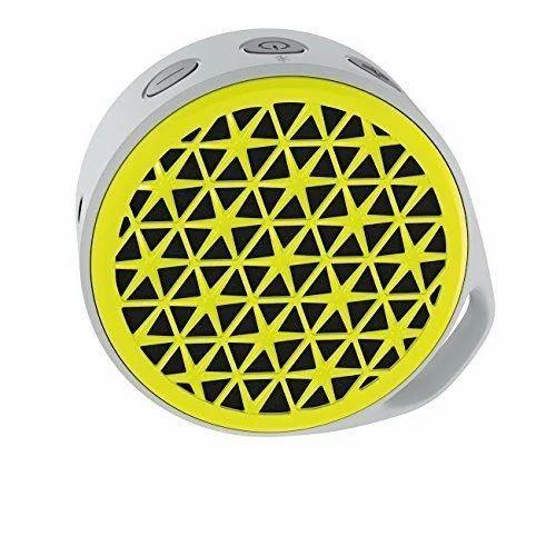 ede04fec1c3 Yellow Logitech X50 Bluetooth Speaker - , Model No.: 980-001064, Rs ...