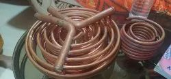 copper pipe cooling coil