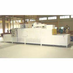 Oil Drying Conveyor Oven
