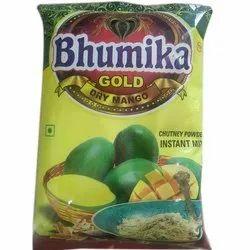 Bhumika Gold Packet Dry Mango Chutney Powder, Packaging Size: 1 kg