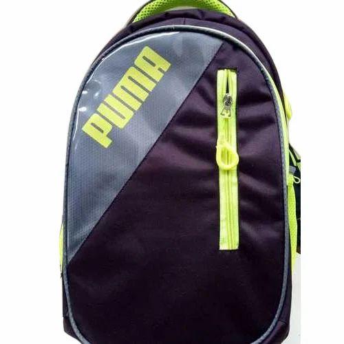 c809d43fb2 Purple Puma Collage Bag, Rs 450 /piece, Royal Five Star | ID ...
