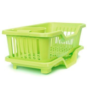 Plastic Dish Drying Tray Kitchen Plate