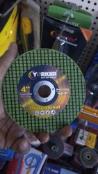 Yorker Cutting Wheel 4 Black & Brown