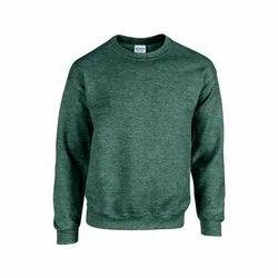 Casual round neck sweatshirts for men